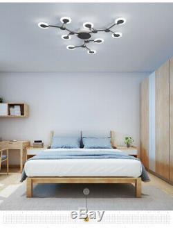 Led Acrylique Dimming Plafond Luminaires Vêtements Magasin De Meubles Éclairage Magasin