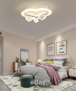 Led Salon Lampe De Plafond Romantic Love Luminaires D'éclairage Magasin De Modern Girl