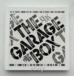 M. K. La Boîte De Garage (jour 2020 Du Magasin D'enregistrement)