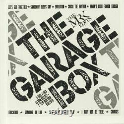 M. K The Garage Box (record Store Day 2020) 5 × 7 Boxset - Slipmats