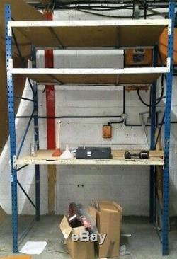Medium Duty Entrepôt Magasin Garage Conteneurs À Palettes 90cm X 255cm X 165cm