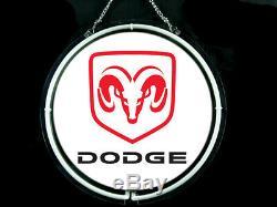 Neon-0525 Dodge Signage Magasin De Réparation Garage Neon 13 Affichage Décore