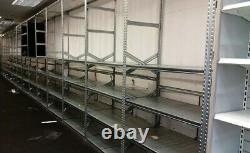 Palette Galvanisée De Récipient De Garage D'entrepôt De Stockage 90cm X 40cm X 250cm