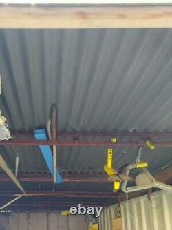 Préfabriqué En Béton Sectionnel Double Garage / Atelier / Magasin 5,5m X 6.8m