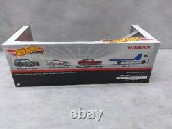 Produits De Vente En Magasin Hot Wheels Premium Collector Set Nissan Garage Gmh40