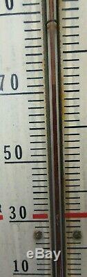 Publicité Vintage Prestone Porcelaine Thermomètre Magasin Garage Station-954 Q