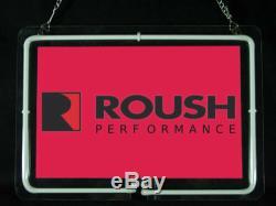 Roush Affichage Maison Signature Magasin Garage De Course Enseigne Au Néon Décoration 13