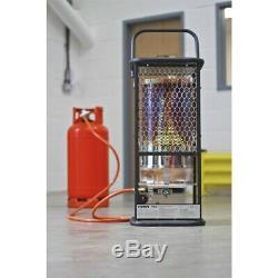 Sealey Lph125 Espace Chaud De Chauffage Au Propane Industriel 125,000btu / H Shed De Magasin