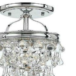 Style Européen Restaurant Café Vêtements Led Magasin Plafond De Cristal Lampe