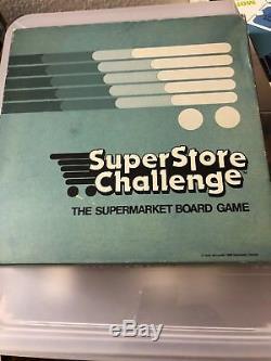 Voici, Super Store Défi, Du Garage Du Légendaire Sid Sackson
