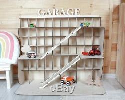 Voitures Intéressant Parking Garage Jeu En Bois Play Store Merveilleux Pour Jouer Les Enfants